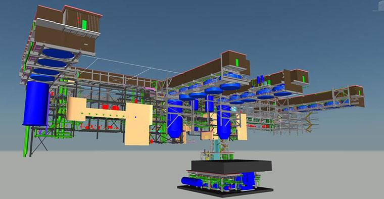 3D Validation Services for Engineering Design & Retrofits
